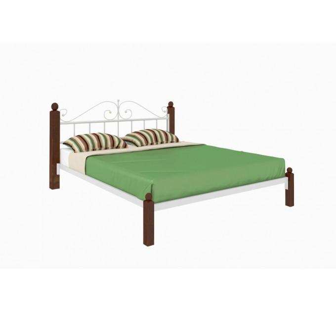 Кровать двуспальная Милсон Диана Lux